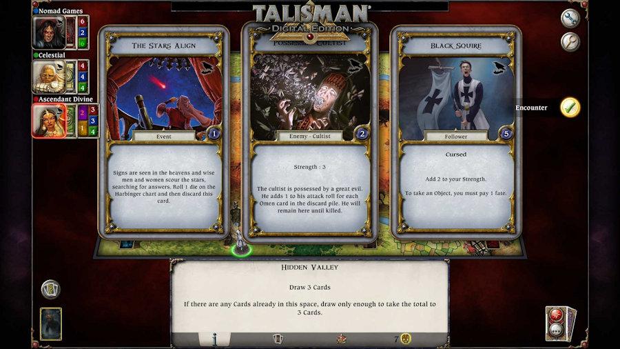 Download Talisman: Digital Edition: Android:  https://play.google.com/store/apps/details?id=com.nomadgames.talisman