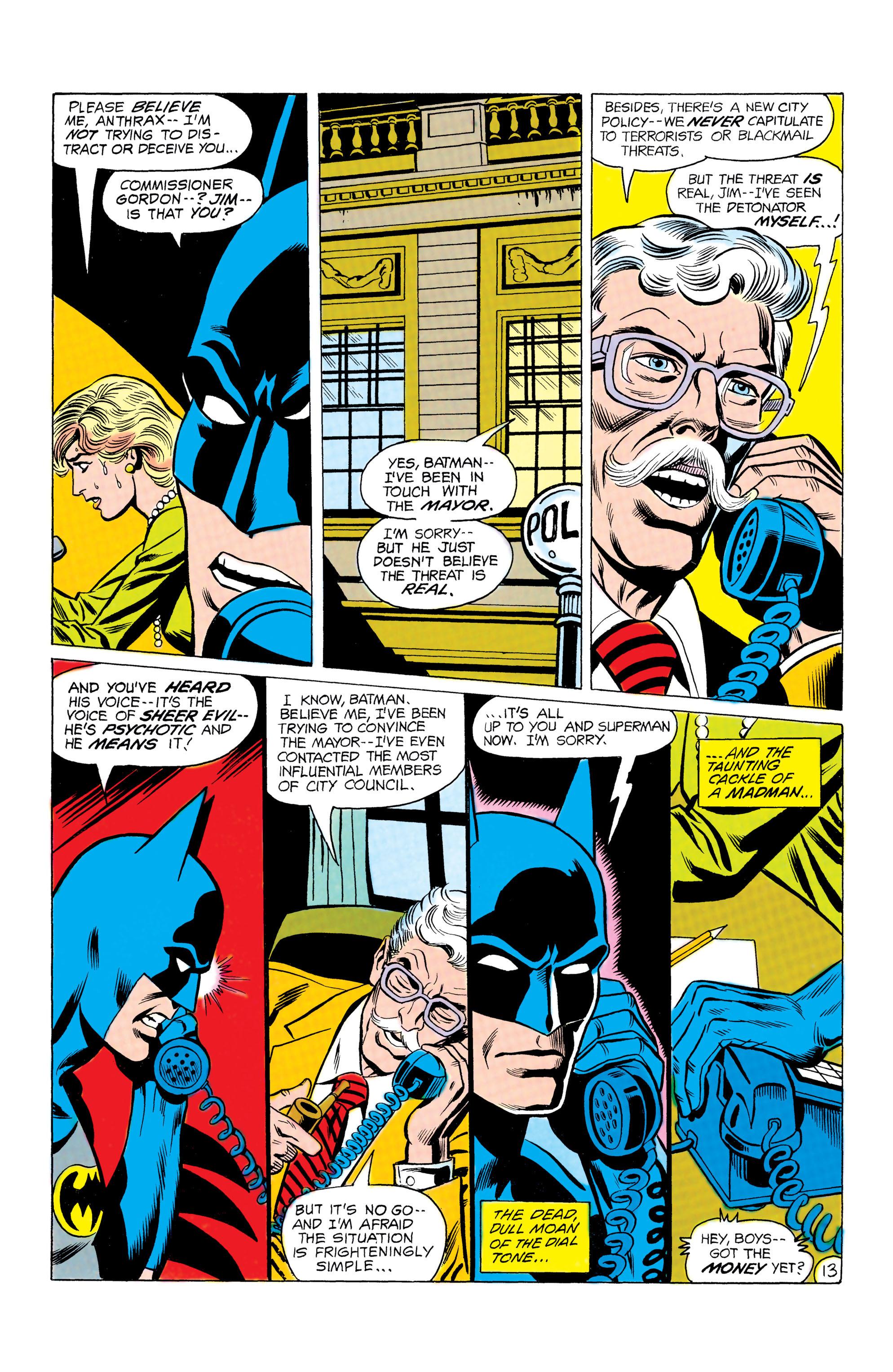 Read online World's Finest Comics comic -  Issue #292 - 14