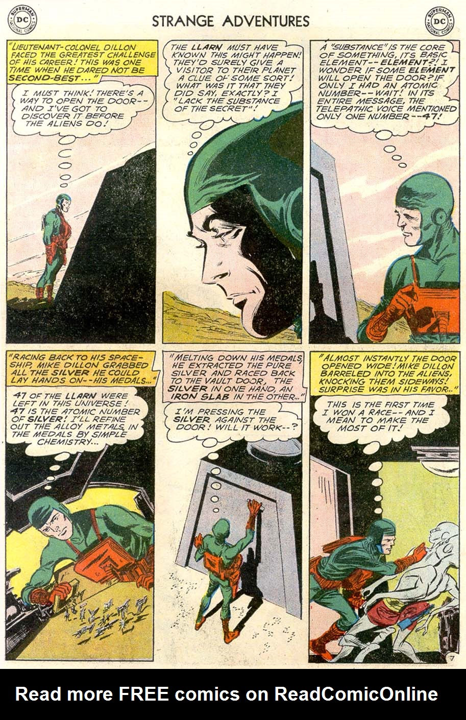 Strange Adventures (1950) issue 136 - Page 31