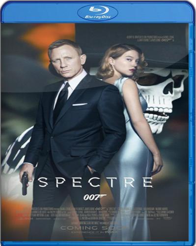 Spectre [BD25] [2015] [Latino]