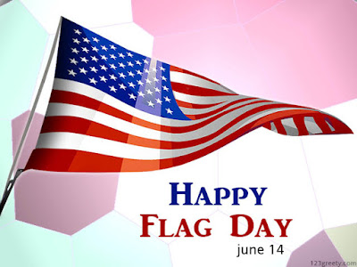 Hanging Off The Wire: Happy Flag Day 2016