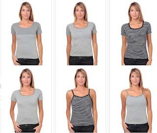 camisetas marinero mujer