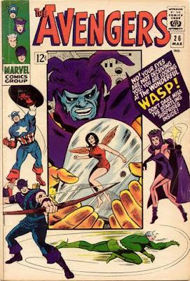 Avengers #26, Attuma
