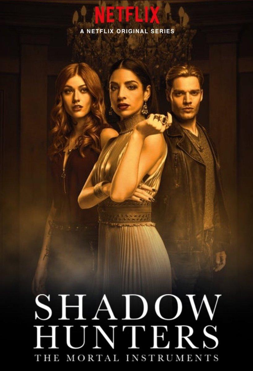 Netflix Shadowhunters Staffel 3