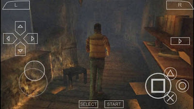 Silent Hill Origins PSP Highly Compressed