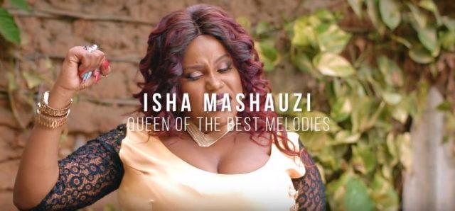 Isha Mashauzi - Mwanamke Mpango Mzima Video