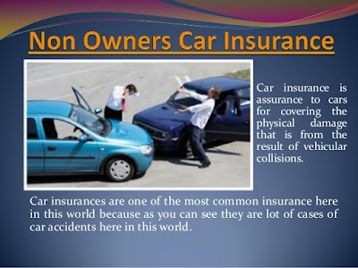 College Degree Non Owner Car Insurance