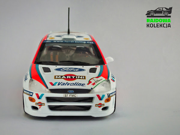 Minichamps Ford Focus WRC Winner Rally Portugal 1999