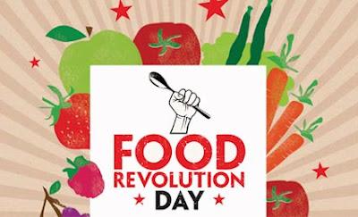 επανάσταση στην τροφή