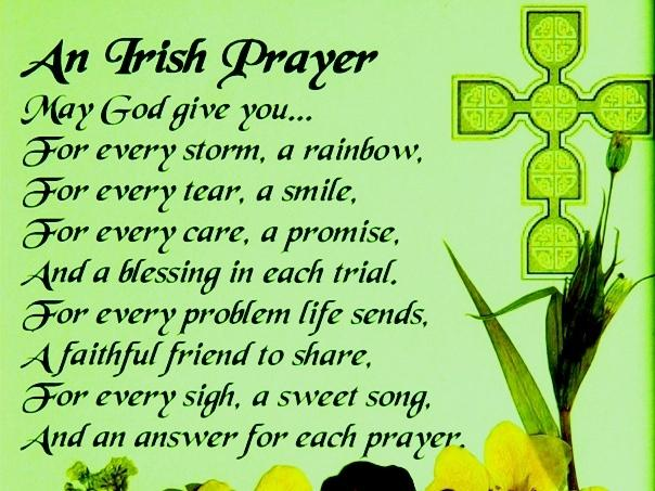 st patricks day prayer quotes