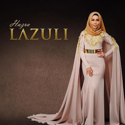 Hazra Ingin Selamatkan Irama Malaysia Dengan Lazuli