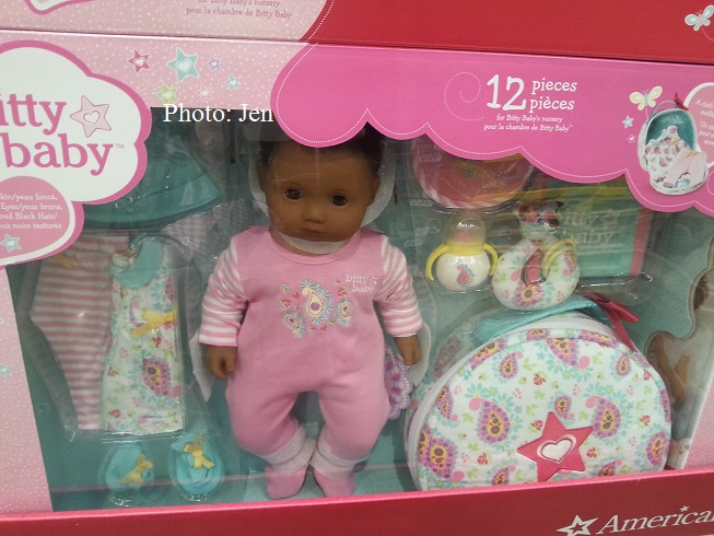 living a doll s life in store report bitty baby sets costco