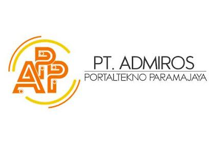 Lowongan PT. Admiros Portaltekno Paramajaya Pekanbaru Maret 2019