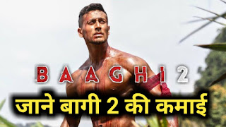 baaghi 2 box office collection : day 1,day 2,day 3,day 4,day 5,1st day,2nd day