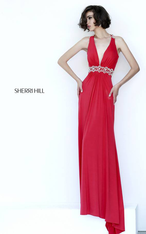 Evermiss Beauty Charming Sherri Hill 2015 Homecoming Dresses