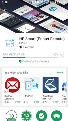Tech review: HP AMP 100 Printer with built-in Bluetooth speaker