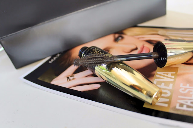 False Lash Epic, la nueva mascara de Max Factor