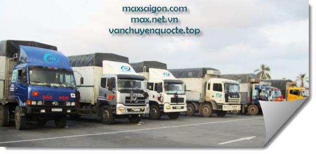 Chành xe vận chuyển hàng đi Cần Thơ tại TPHCM
