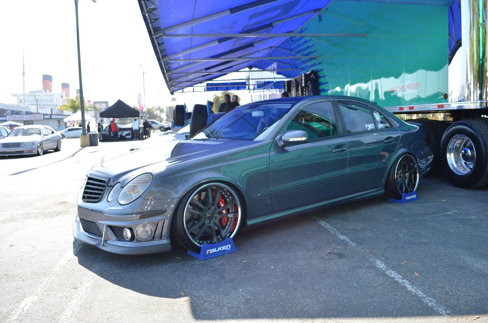 Mercedes Benz E P