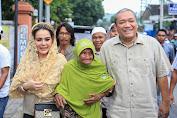 Papuk Irah : Demi Alloh, saya tidak dibayar 500 ribu oleh Tim Prabowo. Semua itu bohong