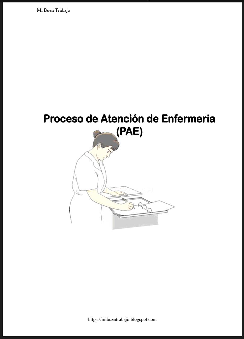 Libros de Enfermería ~ Mi Buen Trabajo