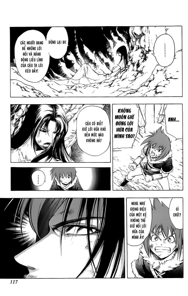 Fire Emblem - Hasha no Tsurugi chap 015 trang 22