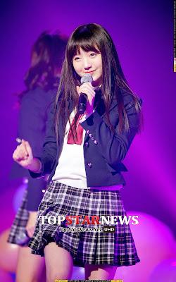Lovelyz Kei Live