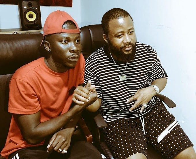 Cassper Nyovest reunites with Ghanaian dancehall icon, Stonebwoy on new music