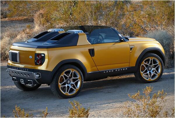 land rover car concept