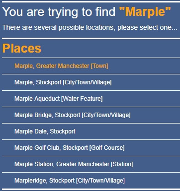 A Missive From Marple 1