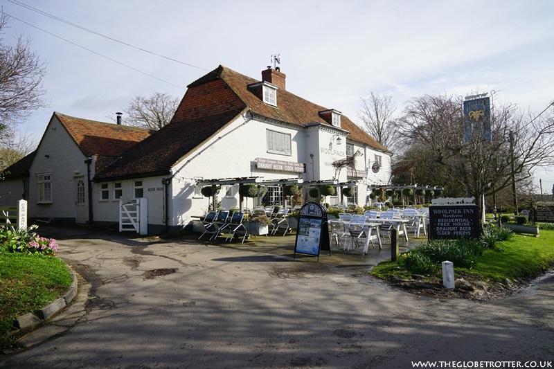 Ramblinns - The Woolpack Inn in Warehorne