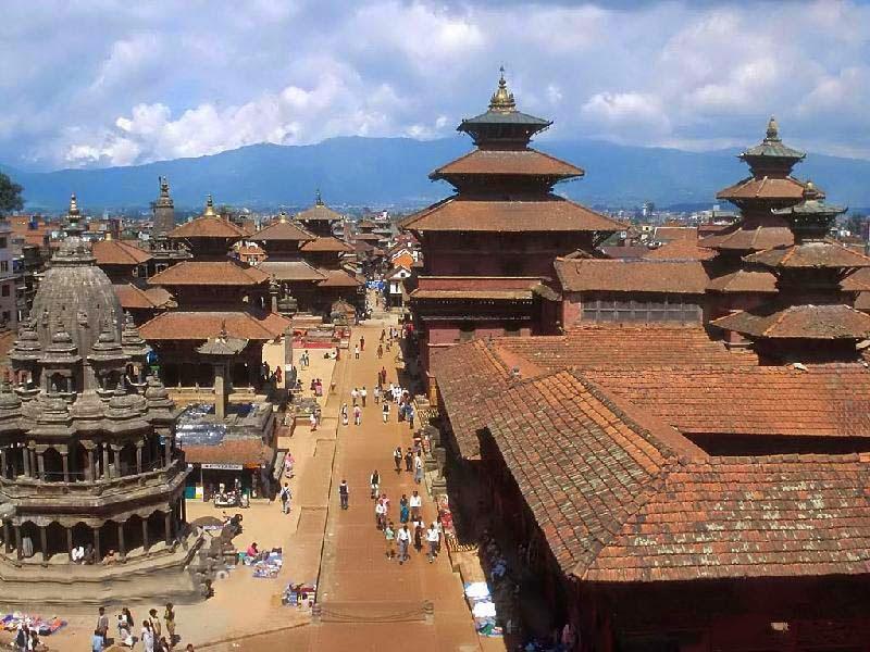 Nepal Hauptstadt