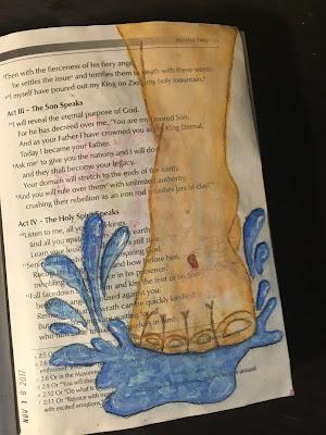 Psalm 2  Bible Journaling Through the Psalms