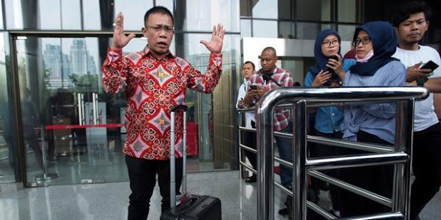 PDIP Curiga KPK Arahkan Kesaksian Novanto