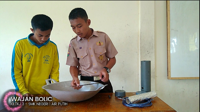 Cara Membuat Antena Wajan Bolic Sederhana Untuk Menangkap Sinyal Wifi 39