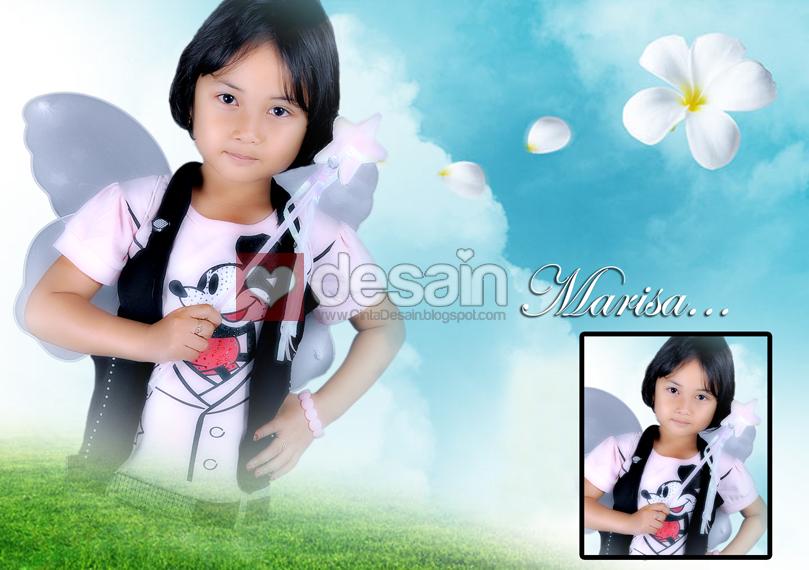 Editing Foto Anak-Anak - Album Kolase Wedding Prewedding ...