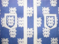 Batik three Lions Denmark