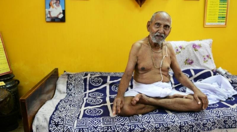 Virginity is the cause for my healthy longlife - 120-year-old man