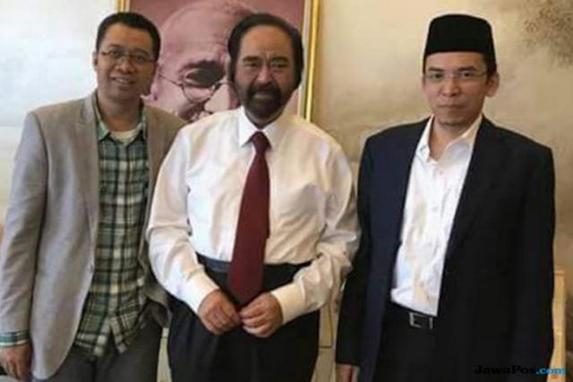 Umat Islam Kecewa TGB Dukung Jokowi Dua Periode