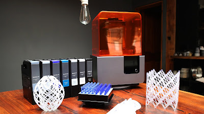 Formlabs Form 2 3D Printer Review and Driver Download