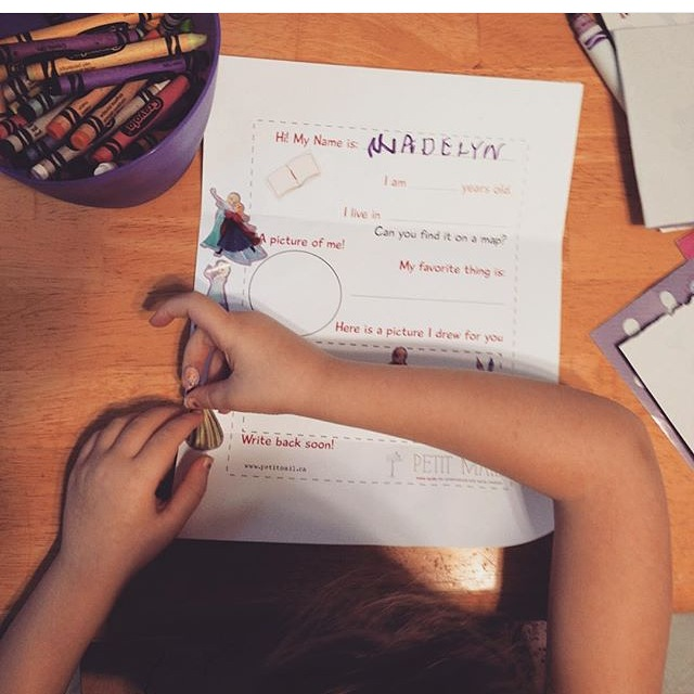 Kids Pen Pal Ideas - Inspiration For Sending Snail Mail With