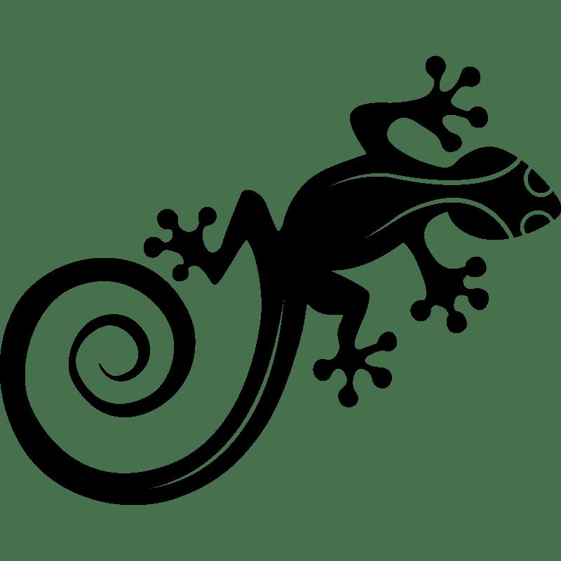 Dibujo de lagartija