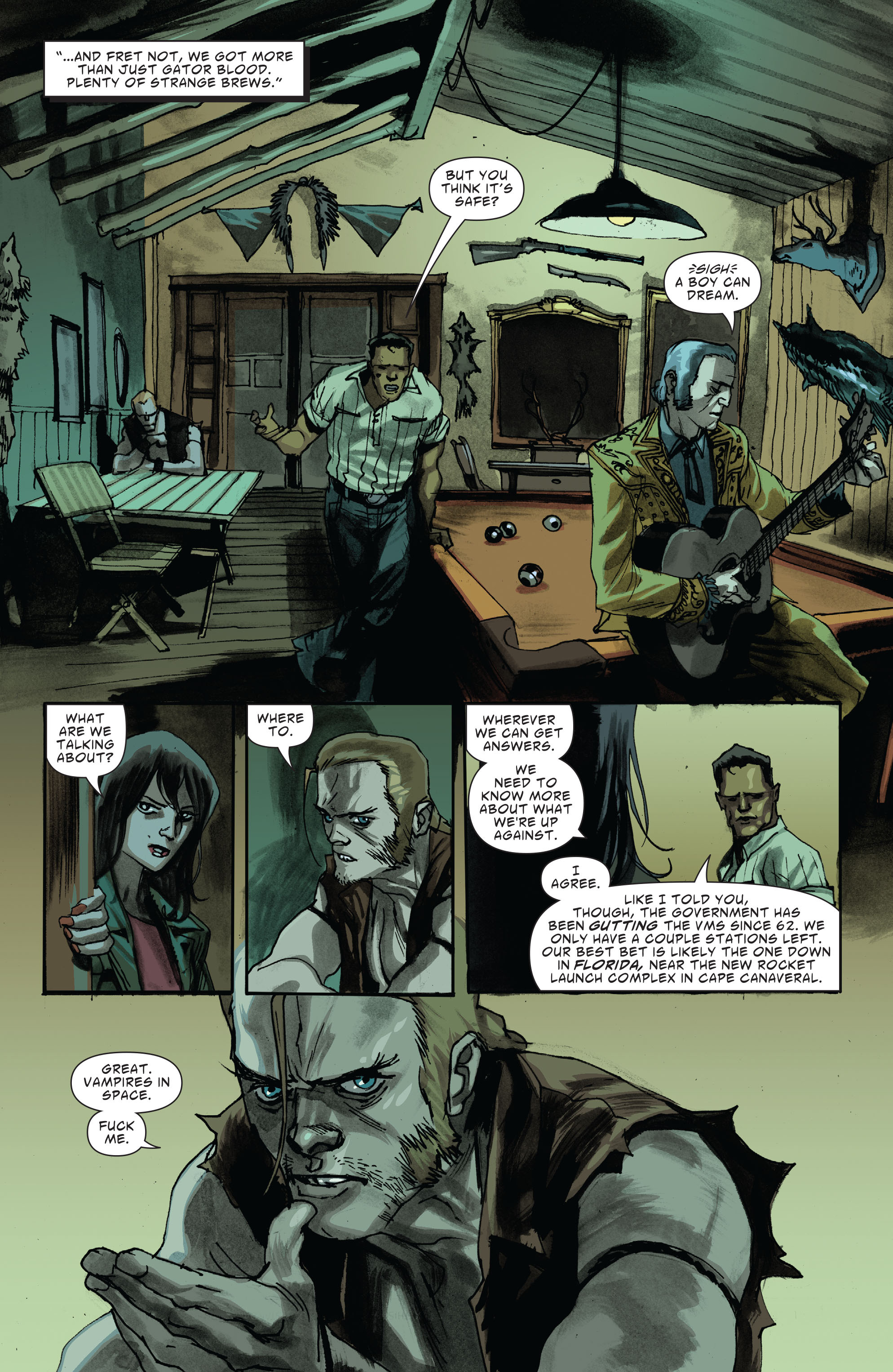 Read online American Vampire: Second Cycle comic -  Issue #4 - 18