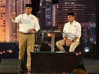 "Debat Live, AHOK di Skak Mat Anies: ""Jawaban AHOK TIDAK Nyambung Sama Sekali"""