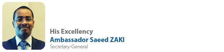 H.E. Ambassador Saeed ZAKI, IYF Secretary General