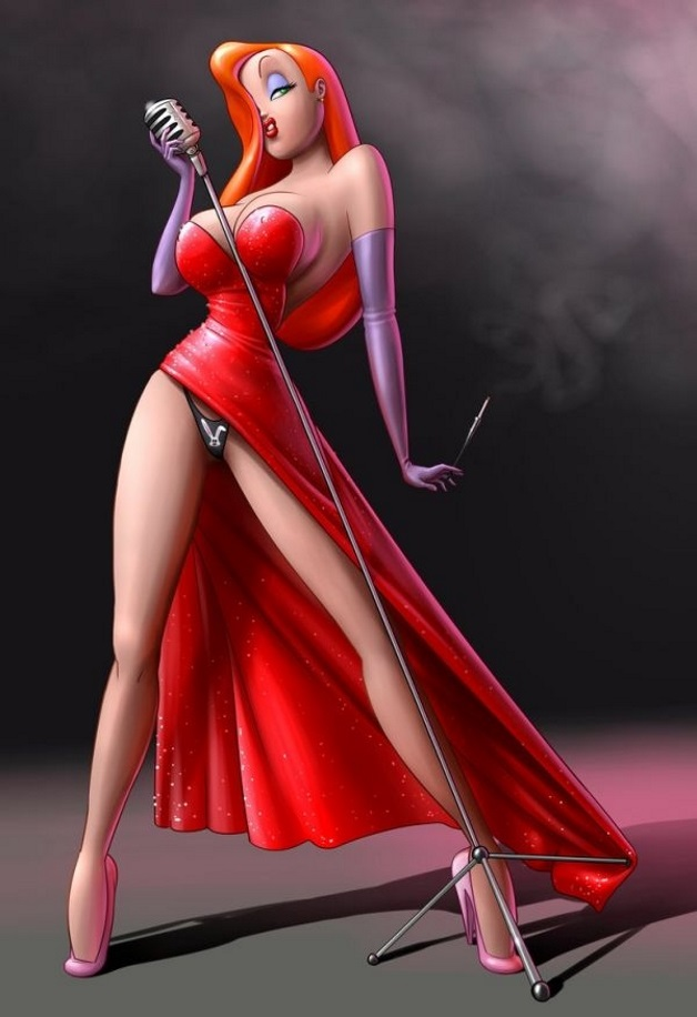 Guess Star Who Managed To Quot Resurrect Quot Jessica Rabbit From