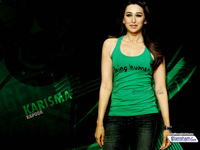 Karisma Kapoor Removing All Her Clothes Getting Nude -2005