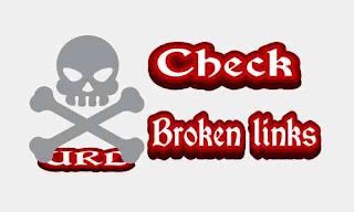 Cek broken links