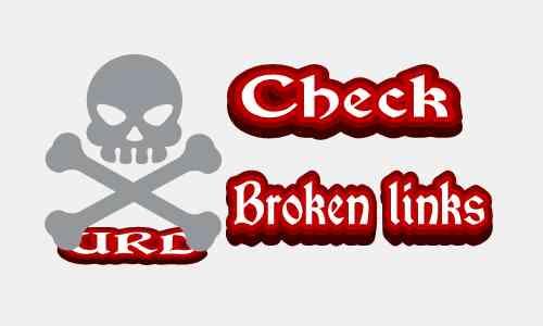 Cek broken link untuk website agar bisnis sukses