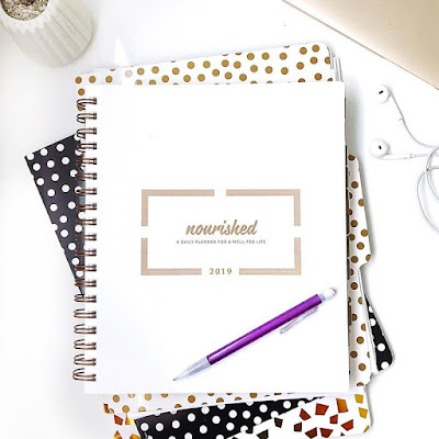 2019 Nourished Planner Giveaway...12 Days of Holiday Giveaways (sweetandsavoryfood.com)